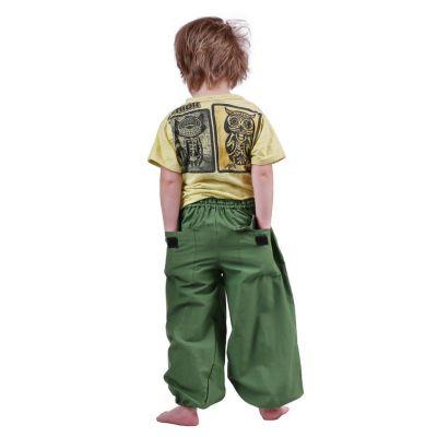 Detské nohavice Biasa Hutan