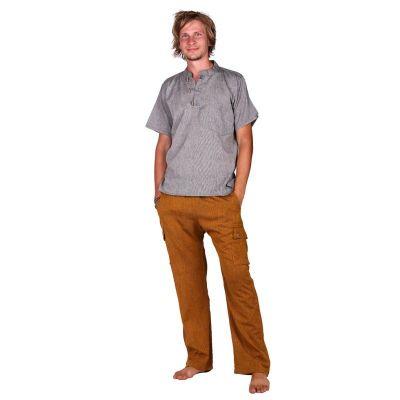 Kurta Pendek Fulmar - pánska košeľa s krátkym rukávom | S, M, L, XL, XXL, XXXL