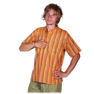 Kurta Pendek Astam - pánska košeľa s krátkym rukávom | S, M, L, XL, XXL, XXXL