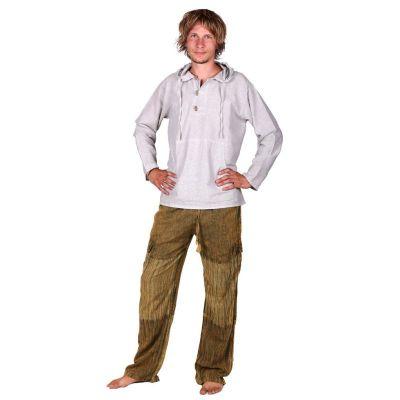 Kurta Ganet Skua - pánska košeľa s dlhým rukávom | S, M, L, XL, XXL, mikina M, Mikina XL