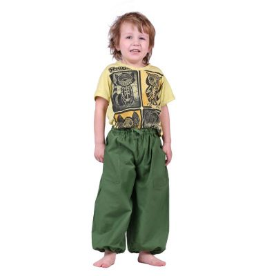 Detské nohavice Biasa Hutan | 3 - 4 roky, 6 - 8 rokov, 8 - 10 rokov
