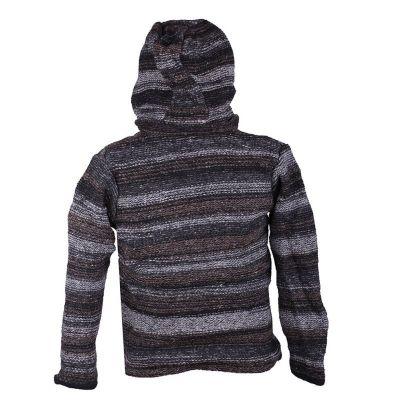 Vlnený sveter Halebow Height Nepal