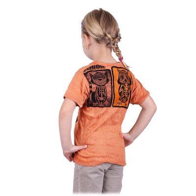 Tričko Sure Animal X-Ray Orange