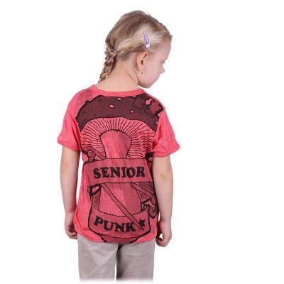 Tričko Sure Senior Punk Pink