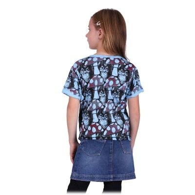 Tričko Sure Chimpanzee Blue