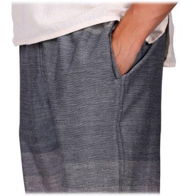 Pánske bavlnené nohavice Tiga Kelabu Nepal