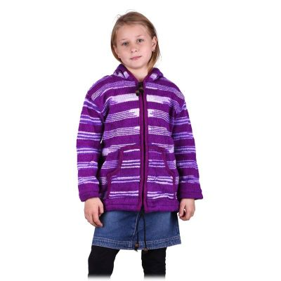 Vlnený sveter Purple Queen | S, M, L, XL, XXL