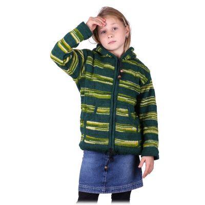 Vlnený sveter Forest Dream | S, M, XL