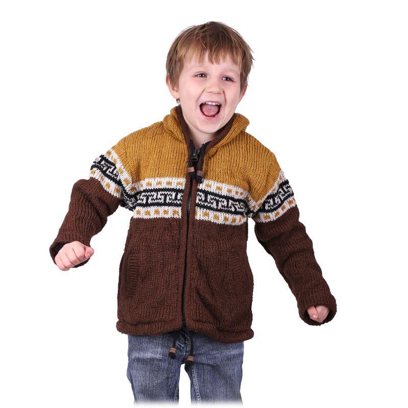 Vlnený sveter Deserved Pride