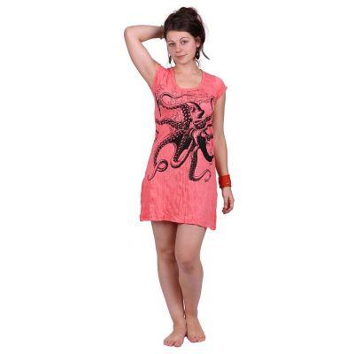 Šaty (tunika) Sure Octopus Pink | S, M, L, XL, XXL