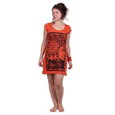 Šaty (tunika) Sure Buddha's Garden Orange | S, L