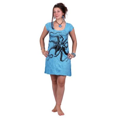 Šaty (tunika) Sure Octopus Blue | S, M, L, XL, XXL