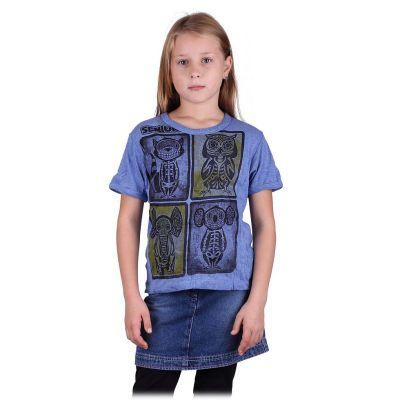 Tričko Sure Animal X-Ray Blue | M, L