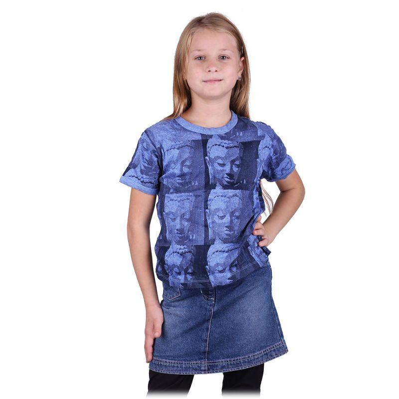 Tričko Sure Buddha Blue