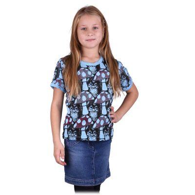 Tričko Sure Chimpanzee Blue | M, L