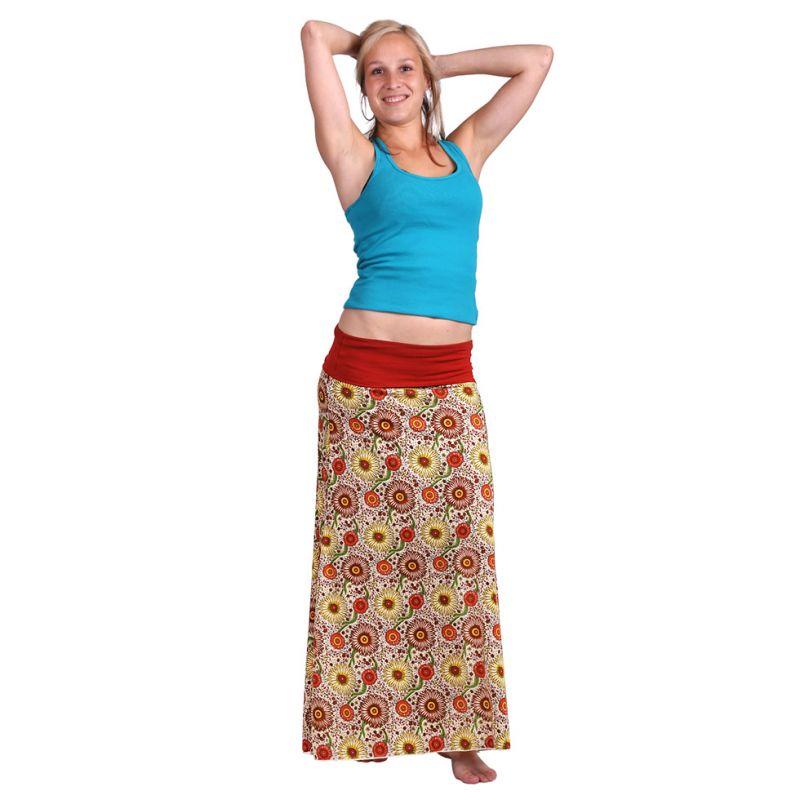 Dlhá sukňa Panjang Matahari