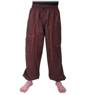 Pánske bavlnené nohavice Arun Hutan Nepal