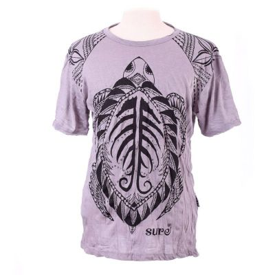 Pánske tričko Sure Turtle Grey | L, XL