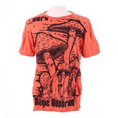 Pánske tričko Sure Magic Mushroom Orange | M, L, XL