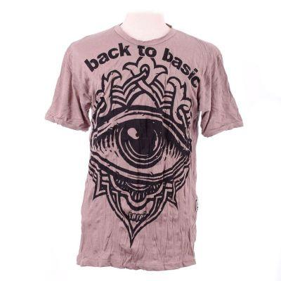 Pánske tričko Sure Giant 's Eye Brown | M, L, XL