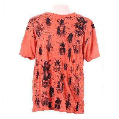 Pánske tričko Sure Bugs Orange | M
