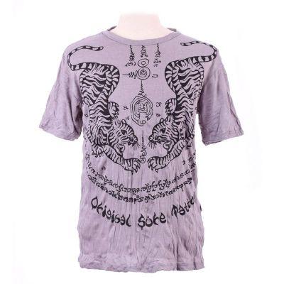 Pánske tričko Sure Tigers Grey | L