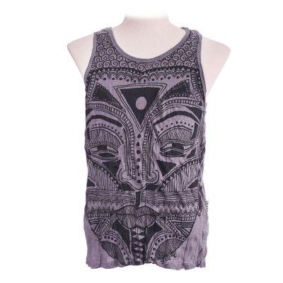 Pánske tielko Sure Khon Mask Grey | M, L, XL, XXL
